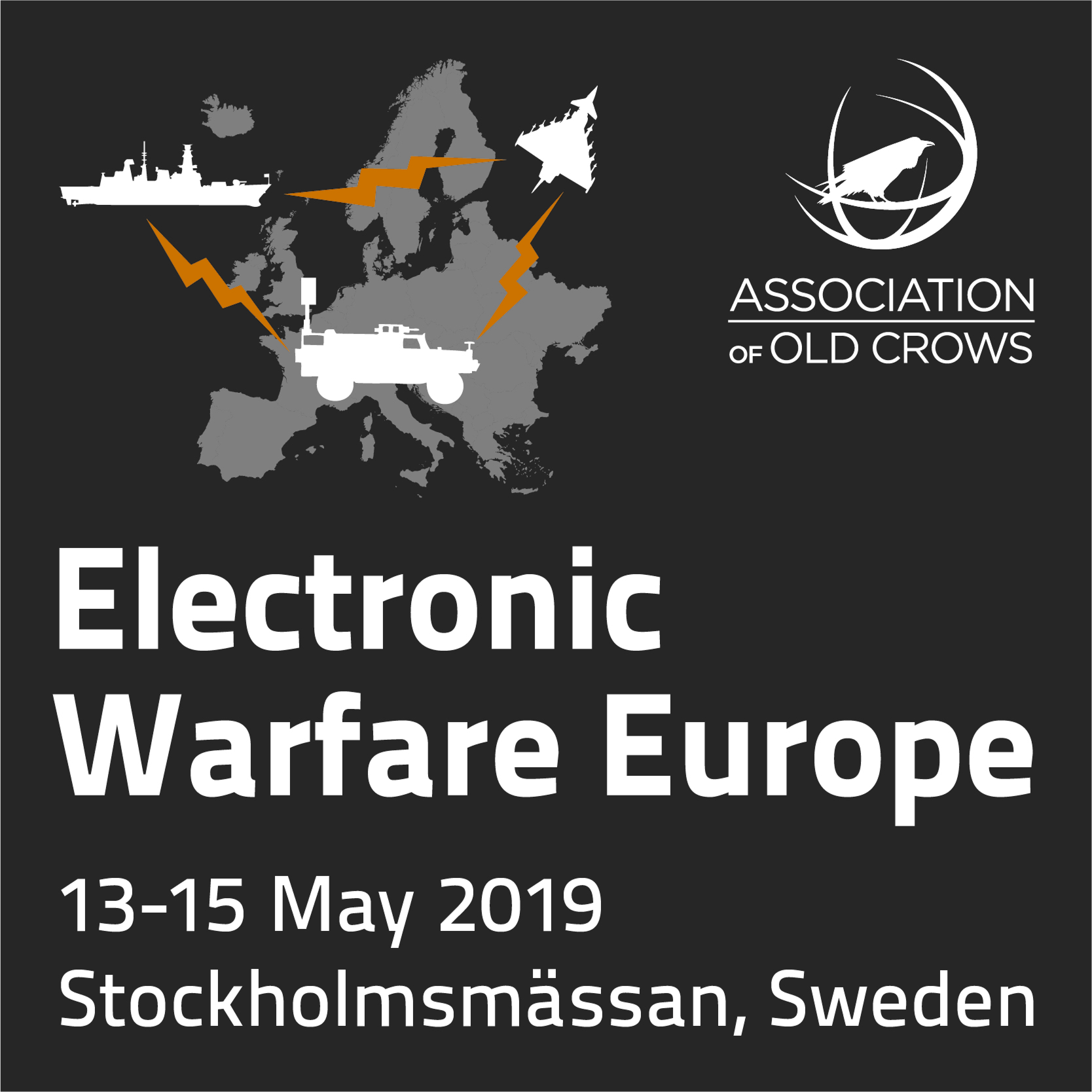 EW Europe 13-15 May 2019, Stockholm, Sweden